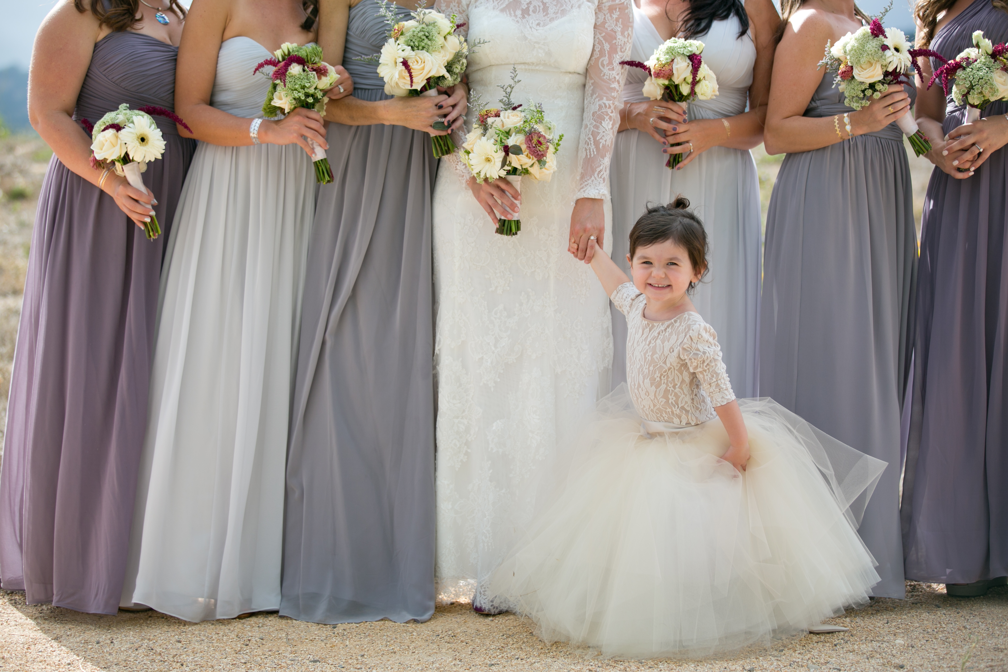Something Borrowed Weddings and Events by Sierra Baxter Flower Girls and Ring Bearers